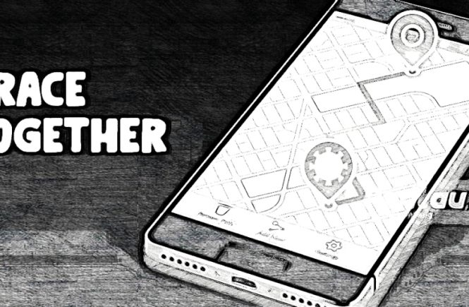 Aplikasi TraceTogether