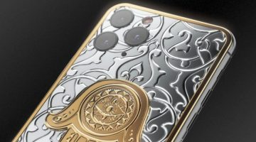 Caviar iPhone
