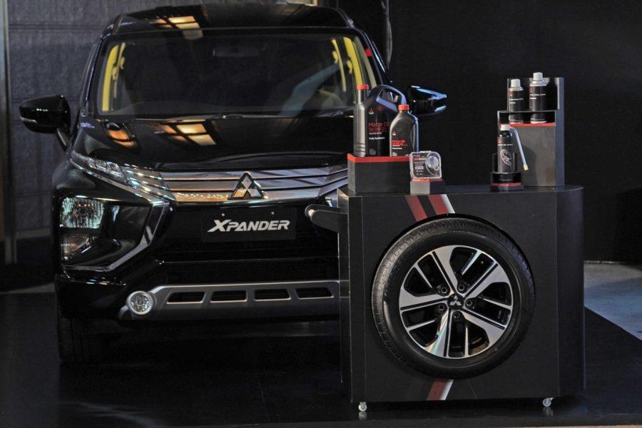 Mitsubishi menawarkan program new after sales product